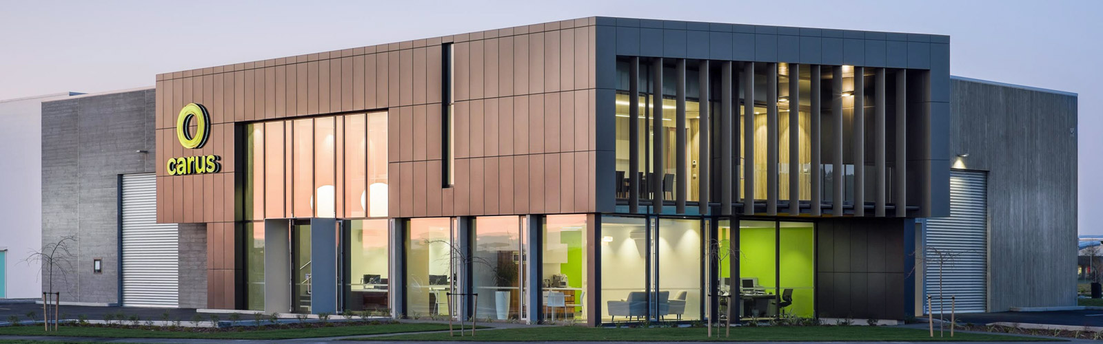 Carus Christchurch Office