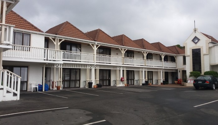 Cable-Court-Motel