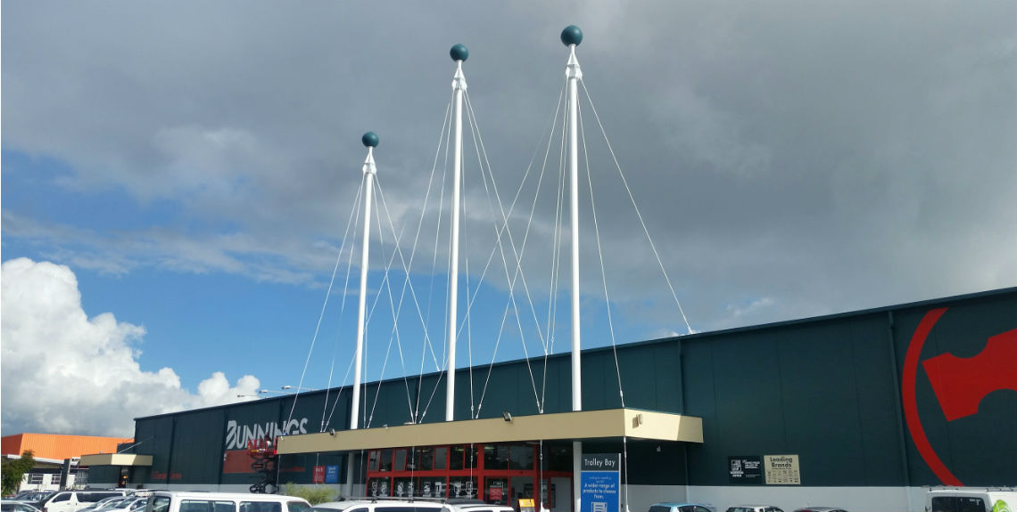 Bunnings Manukau A Carus Project