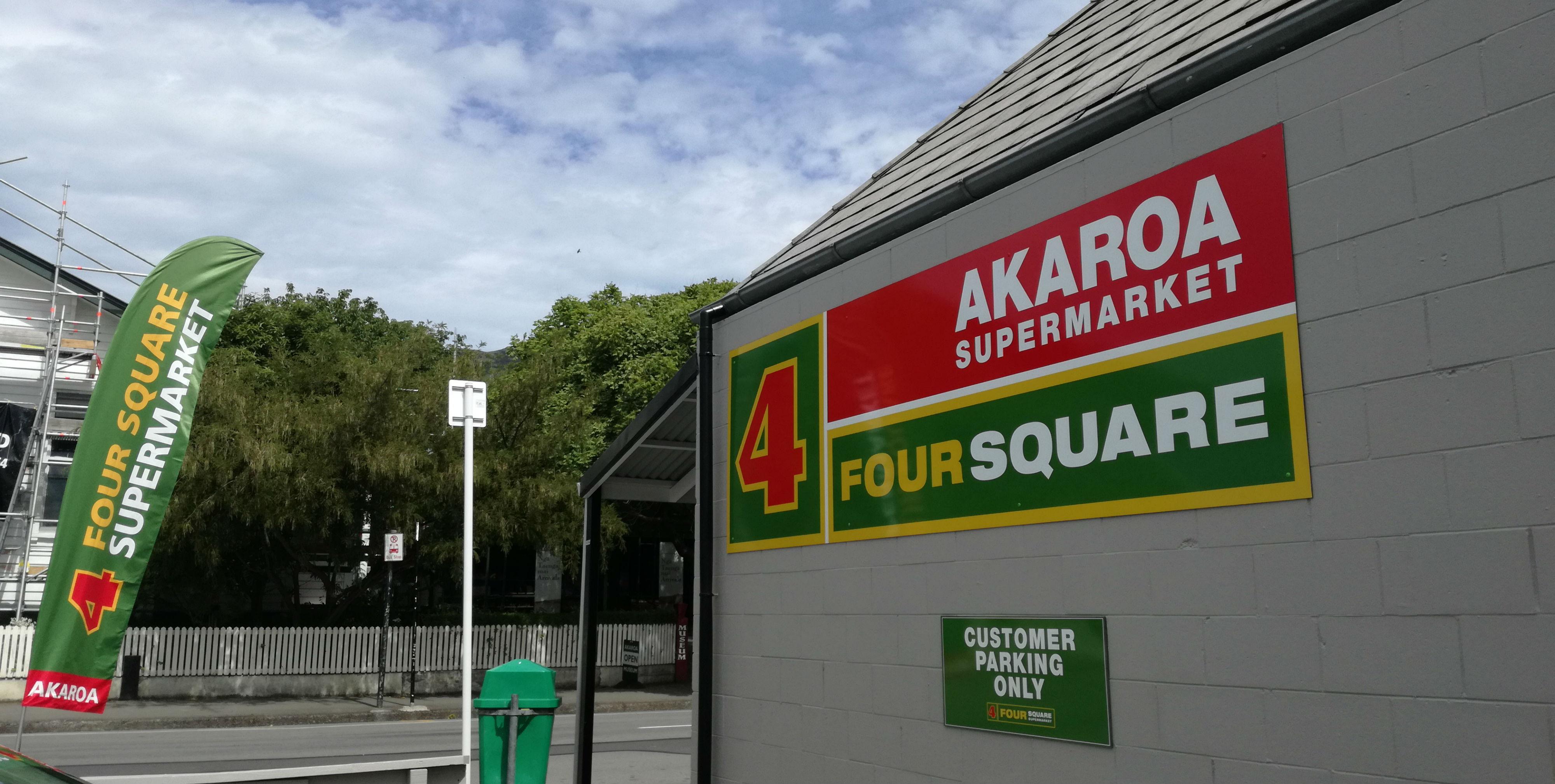 Four Square Akaroa