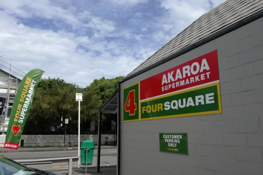 Four Square Akaroa
