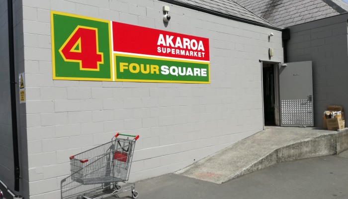 Four Square Akaroa A Carus Project