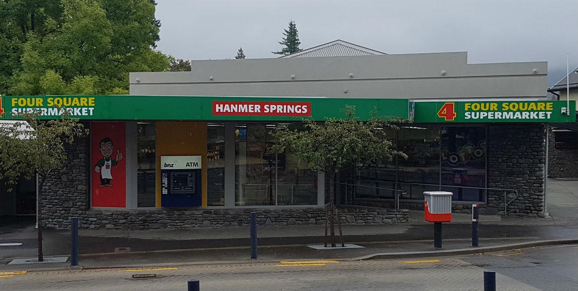 Four Square Hanmer Springs