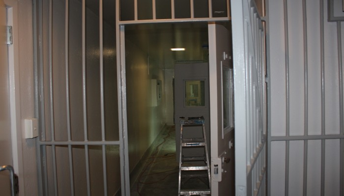 Blenheim-Police-Cells