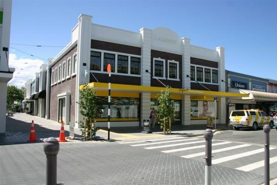 Lambert Building Rangiora