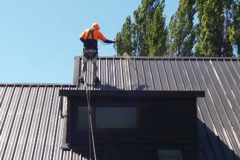 Roof Spraying