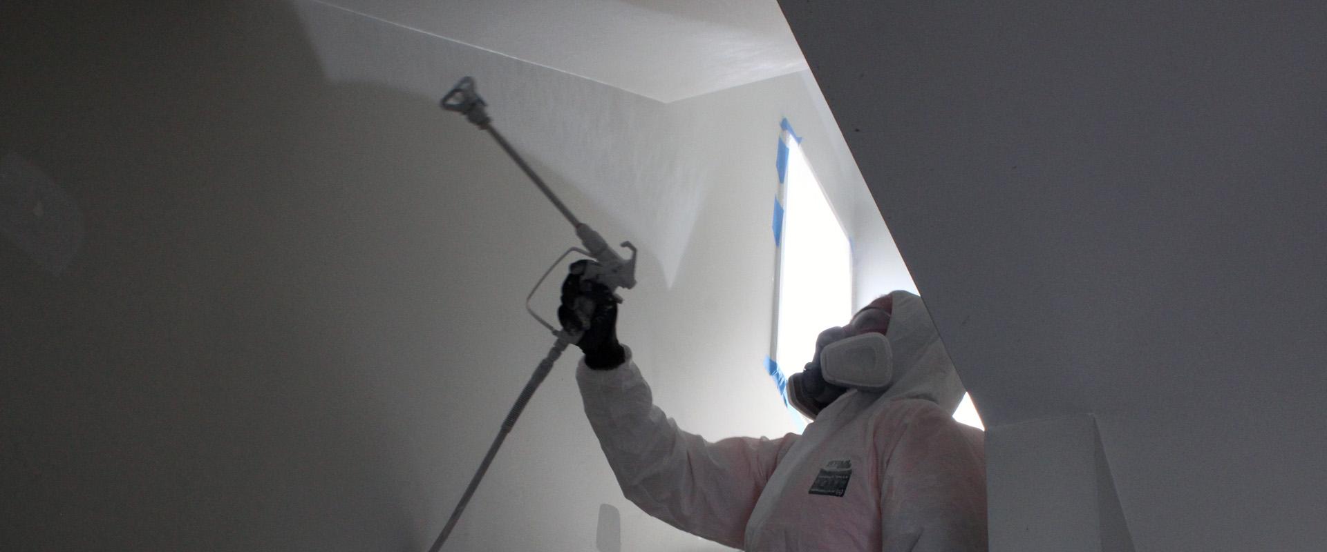 Carus Group Interior Spraying