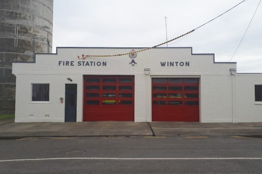 Winton Fire Station